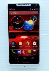 Motorola XT907 Droid Razr M 8GB Verizon Smartphone White