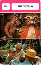 FICHE CINEMA :  BARRY LEVINSON -  USA (Biographie/Filmographie)