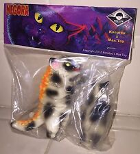 NEGORA CAT & BIG FISH KAIJU FIGURE MAX TOY COMPANY NIB RARE #9