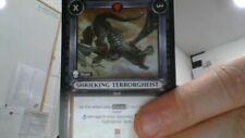 Warhammer Champions TCG UNCLAIMED : Shrieking Terrorgheist  : FOIL