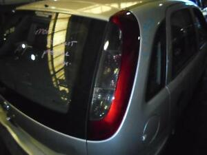 HOLDEN BARINA RIGHT TAILLIGHT XC, 3DR/5DR HATCH, 01/04-11/05 04 05