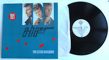 DISQUE VINYLE A-HA THE LIVING DAYLIGHTS 1987 RECORDS VYNIL RECORD