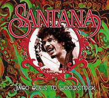 SANTANA - Jingo Goes To Woodstock - Digipak-CD - 700004
