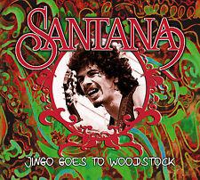 SANTANA - Jingo Goes To Woodstock - Digipak-CD - 700004