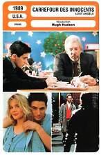 CARREFOUR DES INNOCENTS (FICHE CINEMA) Sutherland,Hudson 1989 Lost Angels