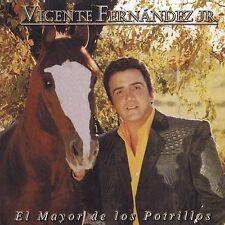 Vicente Fernandez Jr. : El Mayor De Los Potrillos CD***NEW***