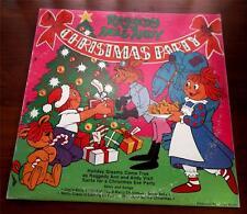 Raggedy Ann & Andy   Christmas Party 1980 Reissue  Kid Stuff 5005   Vinyl LP  NM