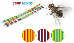 Buzz Plastic Door Blind Screen Strip Fly Insect Curtain 90cm 200cm X 1| FAST SRV