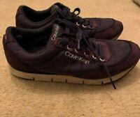 CALVIN KLEIN men's shoes navy/blue in size EURO 43 / UK9