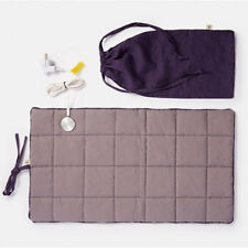 Shieldgreen Silveric Earthing Therapy Kit Grounding Pad Foot Desk Mat Pouch UK