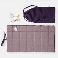 Shieldgreen Silveric Earthing Therapy Kit Grounding Pad Foot Desk Mat Bag Swiss