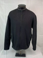 Arcteryx Fleece Jacket Polartec Full Zip Sweater Men's XL Black