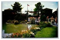 Vintage 1960's Disneyland Postcard Lot Frontierland & Indian Village California