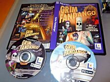 Grim Fandango SURREAL tale  VGC Fast Free UK Post @DevilishlyGoodGames