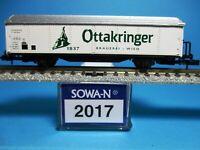 SOWA-N 2017 ÖBB HBis Kühlwagen, Bierwagen Ottakringer,Neu,OVP,M 1:160