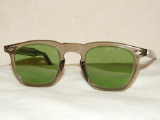 Vintage New Mint 1950S-60S Us Safely Sunglasses Safety Glasses With Box Usa