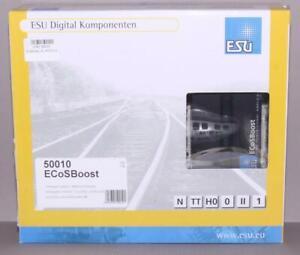ESU 50010 ECoSBoost, 4A, MM/DCC/SX/mfx,