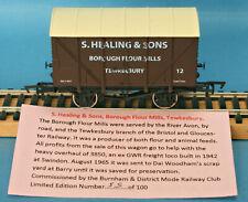 Dapol S Healing & Sons, Tewkesbury, Ventilated Van Nº 12 LE of 100