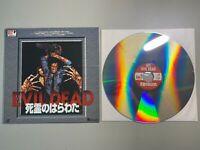 Evil Dead Japan Japanese Rare Laserdisc LD Excellent Condition