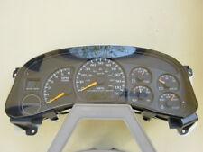99 00 01 02 Chevy GMC Silverado Tahoe Sierra Instrument Cluster