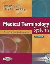 Medical Terminology Systems, 6th Edition + Audio CD + TermPlus 3.0, Wedding, Mar