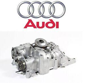 For Audi A4 A4 Quattro A4 Quattro Cabriolet 2.0L L4 Oil Pump 06D103295P Genuine