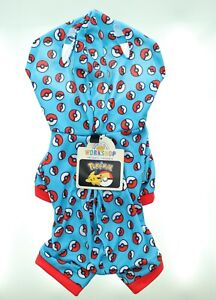 Build-A-Bear Workshop Pokeball Sleepwear Teddy Bear Accessories 024175