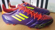 Adidas F50 Adizero TRX FG LEDER UK 8 Gr. 42 Fußballschuhe lila NEU OVP G40336