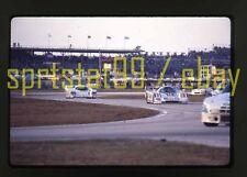 1984 Daytona 24 Hours - Racing Action Shot - Vintage 35mm Race Slide