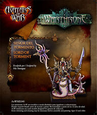 Avatars of War: Lord of Torment - AOW40 -Warhammer Character - Warriors of Chaos
