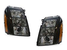 DEPO 07-14 Cadillac Escalade Black Projector HID Headlight for D1S Xenon Models