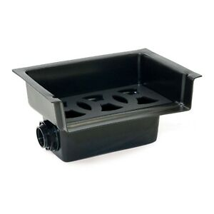 Atlantic Water Gardens SP1400 FastFall with 1-1/2-Inch Bulkhead, 14-Inch