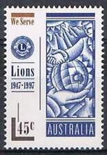 Australië postfris 1997 MNH 1635 - Lions International
