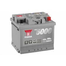Batterie Yuasa Silver YBX5063 12v 52ah 520A Hautes performances