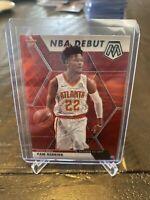 22019-20 Panini Mosaic Cam Reddish Red Wave NBA Debut #271