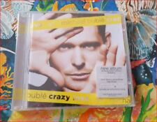 """Michael Buble New Sealed FREEPOST """"Crazy Love Special 14Track Edition"""" *Stardust"""