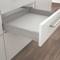 16mm Shallow KITCHEN DRAWERS TO FIT 500mm CABINET 450mm Deep  Clearance (3296)