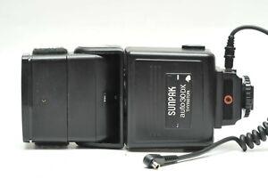 Sunpak Thyristor Auto 30DX Camera Flash for Mamiya M645 Medium Format Camera