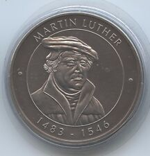GY956 - Medaille Martin Luther 1483-1546 - Reformation Lutherstadt Wittenberg