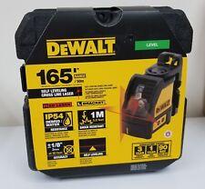 NEW DEWALT DW088K Self Level, Cross Line Laser Pointer