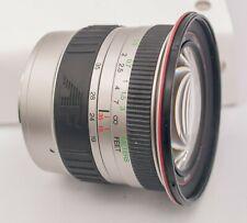 Vivitar Series 1 19-35mm F3.5-4.5 Minolta Maxxum Sony Alpha DSLR SLT Camera Lens