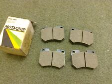 Audi 100 Brake PADS 1977-1981 Front Motaquip VBP254 NOS New Old Stock