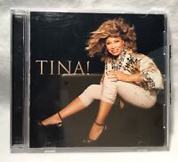 Tina! Tina Tuner (2008) - CD - Free Post - Columbia - Better Be Good To Me