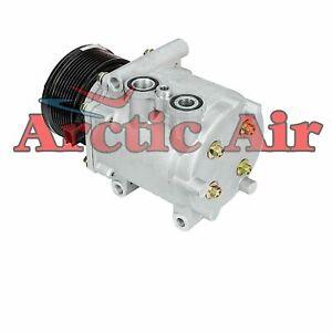 77579 AC Compressor for 2002-2003 Ford E- Series Club Wagon/Econoline/Super Duty