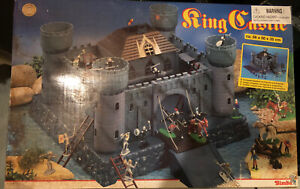 KING CASTLE KNIGHTS  PLAYSET BY SIMBA 1990s New NIB Sealed D-90765