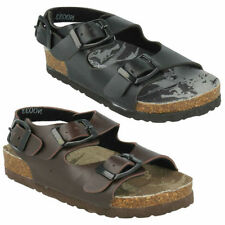 Synthetic Sandals for Boys Buckle
