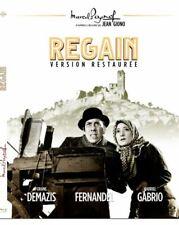 DVD - Regain - Marcel Pagnol - Fernandel - Orane Demazis - English subtitles