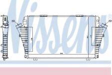 Brand New Intercooler for CADILLAC-FIAT-OPEL-VAUXHALL 96646 Nissens