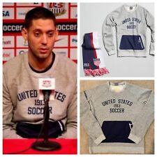 NIKE USA SOCCER CENTENNIAL SWEATER - USMNT USWNT Pullover Jersey M Medium
