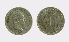 060) Sardegna Carlo Felice (1821-1831) - 50 Centesimi - 1826 T - AG
